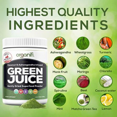 Organifi Superfood Green Juice