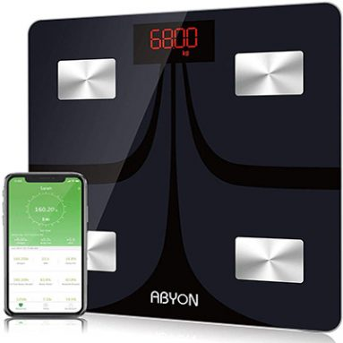 Bluetooth Smart Digital Scale
